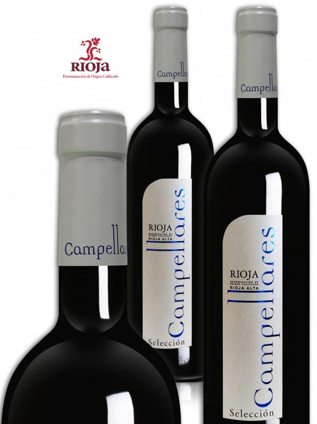 Vino de Rioja Campellares Selección